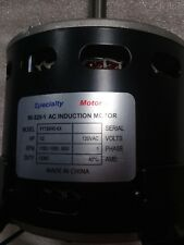 Specialty Motors 90-320-1 1/2hp Motor Model YY139/45-6X