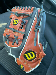 Wilson Youth A500 11.5 inch Infield Baseball Glove Right Hand Thrower