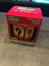 Mario Question Block Light