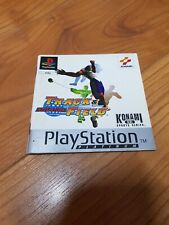 Ps1 Playstation International Track and Field Manual Only