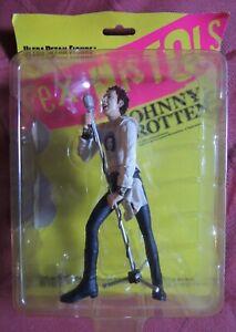 SEX PISTOLS JOHNNY ROTTEN JOHN LYDON MEDICOM FIGURE 2006 VERY RARE!! ORIGINAL!!