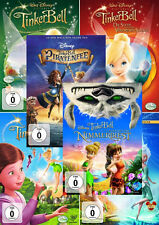 TinkerBell 1 + 2 + 3 + 4 + 5 + 6 Collection (Walt Disney)            | DVD | 020