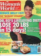 WOMAN'S WORLD APR 2017 DR RO BELLY FAT MEMORY VITAMIN PAY LESS FOR GROCERIES