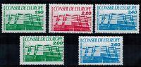 Serie des timbres de service N° YT 93 à 97 neufs **