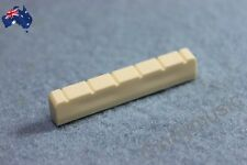 New Guitar Nut Slotted Up-Saddle For Classical Guitar 6 String
