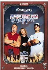 AMERICAN CHOPPER  SEASON 6 PART 2 -  A 4 DVD BOX SET - FREE POST IN UK