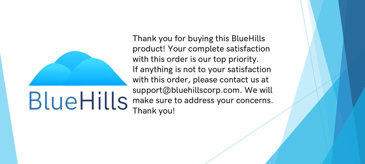 Blue Hills Corp