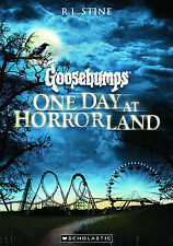 Goosebumps: One Day at Horrorland DVD, Jason Hopley, Michael Caloz, Jonathan Whi