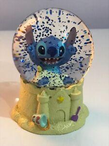 Disney Lilo & Stitch Snow Globe Glitter Snow Globe Ornament Primark