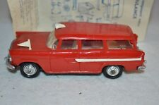 Norev 41 Simca Marly Ambulance 1:43 red with leaflat difficult to find