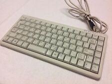 mini Tastatur Cherry G80-18xx Qualitativ hochwertige Deutsche Tastatur Grau