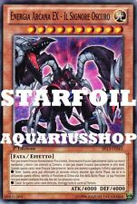 Yu-Gi-Oh! Energia Arcana EX Il Signore Oscuro STARFOIL SP13-IT043 Zexal Forte