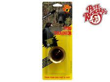 PETE RICKARD - NEW DELUXE BRASS GUN DOG TRAINING BELL - DD685 BIRD HUNTING