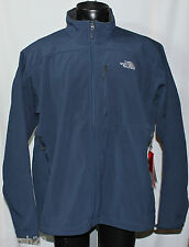 The North Face Mens Apex Bionic Jacket - Deep Water Blue - X-Large - NWT