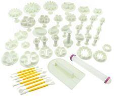 FiveSeasonStuff® 14 SETS (46 Pieces) Sugarcraft Cake Decorating Tool Set / Incl
