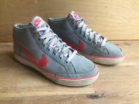 Nike Capri 3 Mid LTR (GS) Trainer Shoes Light Blue 580411-400 UK 4 / EUR 36.5