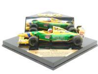 Onyx Diecast 176D Benetton Ford 193 B Killer Loop M Schumacher 1 43 Scale Boxed