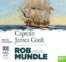 Rob MUNDLE / CAPTAIN JAMES COOK       [ Audiobook ]