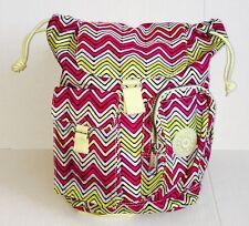 Kipling Honeybee Double Pocket Backpack Bag - Zig Zac