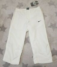 Ladies Nike 3/4 Short pants Tracksuit Sports Bottoms Size 6-8 (new)