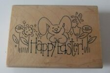 CTMH Close to My Heart ~  0192 Little Things Easter Rubber Stamp ~ A2