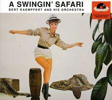 Bert Kaempfert - Swingin Safari [New CD] Germany - Import