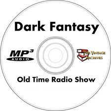 Dark Fantasy - MP3 OTR - Old Time Radio Show