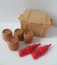Playmobil Dynamite & small barrels NEW western/castle/pirate/adventure extras