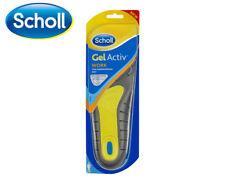 Scholl Men's AU 8-13 Gel Activ Work Insole - 1 Pair