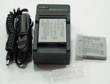 2x Battery + Charger for Canon NB-4L IXUS 230 IXUS 220 IXUS130 115 HS
