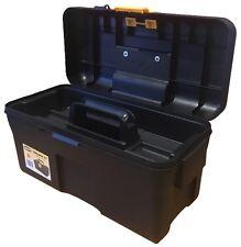 Raaco Professional 17 Inch Padlockable Handyman Toolbox + Insert Tray + Handle!