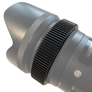 Sigma 18-35mm f/1.8 Follow Focus Gear Nahtlose Seamless Gang Fokusring Ring