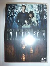 In Their Skin DVD dark indie home invasion thriller movie Selma Blair 2013 NEW!
