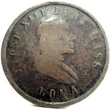 Stato Pontificio-Roma (Papa LEO XIII) Medaglia Miracolosa