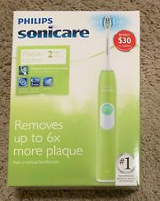 Philips Sonicare Series 2 Electric ToothbrushHX6211 Green Guarcamole