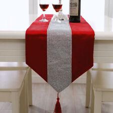 Decoración de ambiente de boda de color principal rojo
