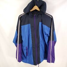 """Beautiful Giant Lightweight Windbreaker Cycling Reflective Sleeves M 48"""" Chest"""