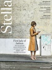 Stella magazine - Anna Wintour (Vogue) Cover & Interview (31 May 2015)