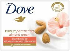 Dove Almond Cream Beauty Bathing Bar,(75 gm/2.64 oz x 3 Pack) - F/Ship