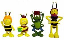 Maya l'abeille - Set de 4 figurines Pologne 80's