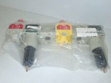 NEW NUMATICS 71006,VSL42-08,F42B-08AM FLEXIBLOCK LOCKOUT VALVE MANIFOLD,BOXZB