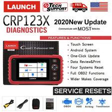 LAUNCH X431 CRP123 X PRO Auto Diagnostic Tool OBD2 Scanner Car Fault Code Reader