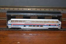 Bachmann N Scale Amtrak 85' Full Domed Passenger Car 305 Item No. 5653