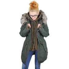 Khujo für Herbsten Damenjacken & -mäntel mit Reißverschluss
