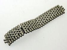 CARTIER ARMBAND BAND BRACELET STAHL  ERSATZTEILSPENDER GLIED LINK  17 MM