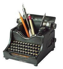 Hemingway Pencil / Pen Cup Holder,  Antique Typewriter,  No Tax, Free Shipping