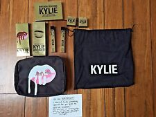 KYLIE COSMETICS AUTHENTIC NEW LIMITED EDITION BIRTHDAY COLLECTION BUNDLE GOLD
