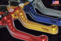 FP Racing SPORT Levers - Kawasaki ZX6R ZX636 ZX10 ZX10R Z1000 Z1000SX NINJA 1000