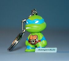 Teenage Mutant Ninja Turtles Shell Shock! Keychain Series KidRobot Leonardo