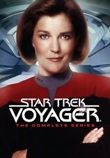 Star Trek Voyager: The Complete Series (DVD,2004)